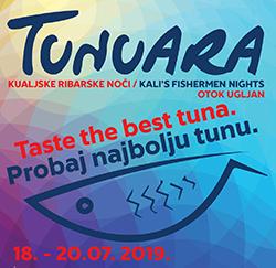 Tunuara - kualjske ribarske noći 2019